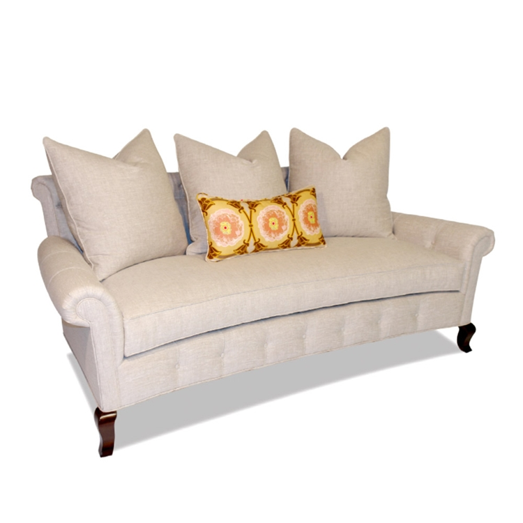 Mademoiselle Natural Linen Sofa