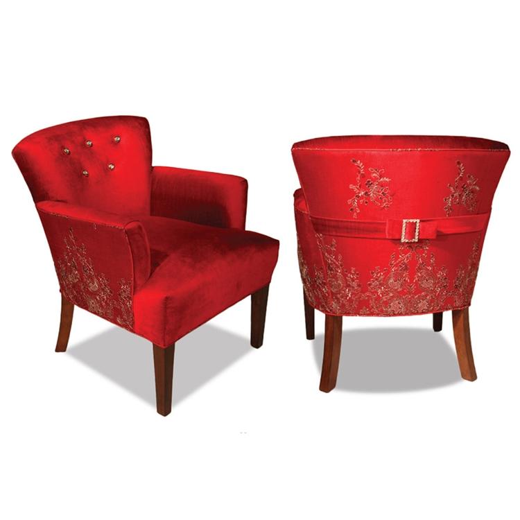 Hollywood Glam Chair