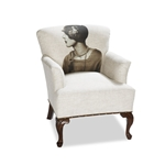 Haute House Home | Chairs | Lady in a Hat Chair