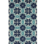 "Haute House Home | Accessories | Rugs | Marina ""Blue"""
