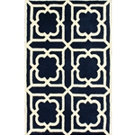 Haute House Home | Accessories | Rugs |  Gothic door