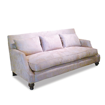 Horizon Tan Microfiber Sofa