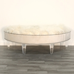 Demi Bench - Ready to Ship - HauteHouseHome.com