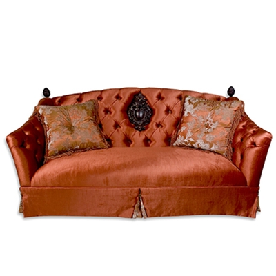 Tuscan Tufted Sofa