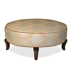 Haute House Home | Ottomans and Benches | Elipse Ottoman