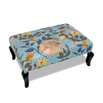 Haute House Home | Ottomans and Benches | Sabre Leg Ottoman