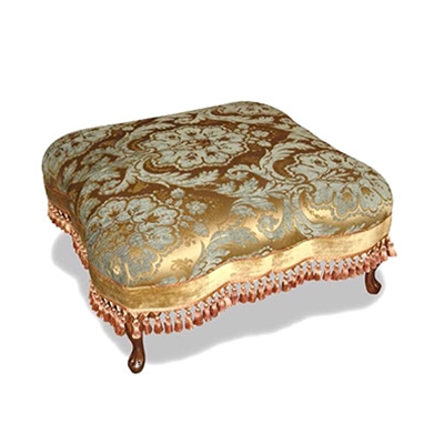 Haute House Home | Ottomans and Benches |  St. Petersburg Ottoman