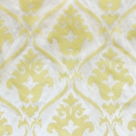 Haute House Home | Fabrics | Pattern | Mimosa Damask Fabric