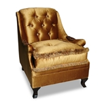 Montigue Tufted Velvet Chair