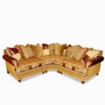 Haute House Home | Custom Orders | Sectionals | Old World Sectional
