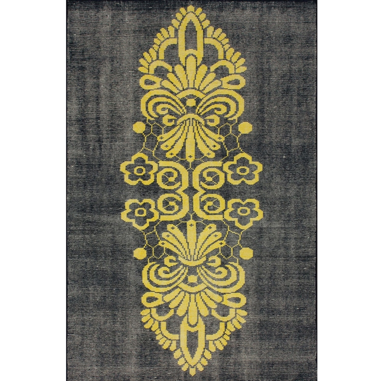 Haute House Home | Accessories | Rugs |  Bijoux Yellow