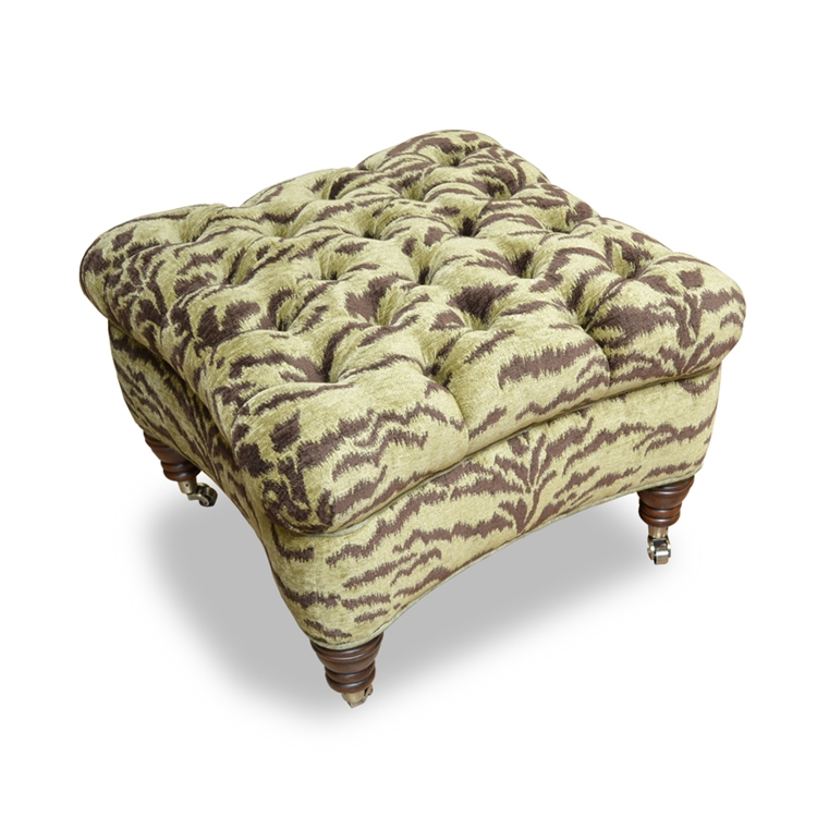 Haute House Home | Ottomans and Benches | Crescent Ottoman